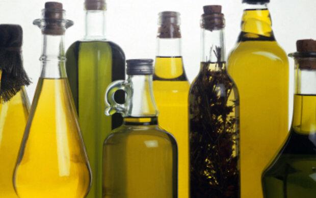 Pflanzenöl statt Joghurtdressing auf den Salat