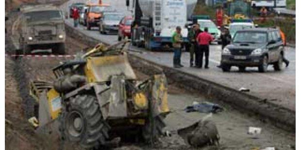 Bombenfund behindert Zugverkehr nach Österreich