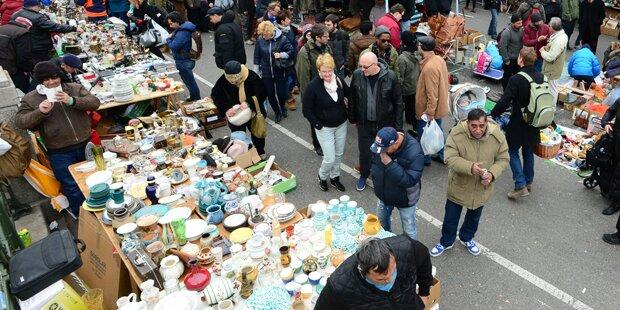 Der Flohmarkt des Fundamts