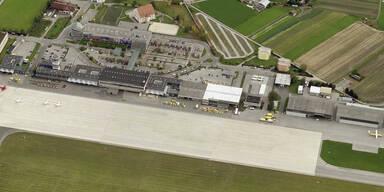 Flughafen Innsbruck wird für vier Wochen gesperrt