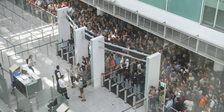 32.000 Flugpassagiere von Chaos in München betroffen