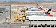 Zusammenarbeit von AUA und Flughafen Wien bei Check-in vom Tisch
