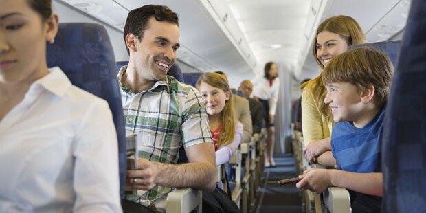 Diesen gefährlichen Fehler während des Flugs begehen fast alle