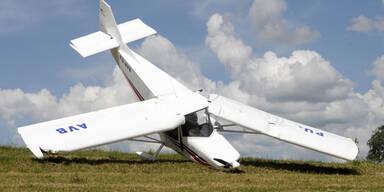 Österreicher überlebte Flieger-Crash