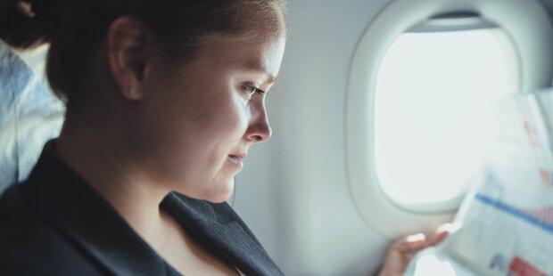 Diese giftigen Dämpfe atmen wir im Flugzeug
