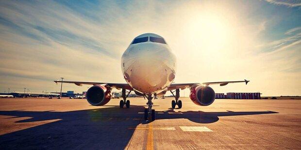 Wie ein Pilot ein ganzes Flugzeug zum Weinen brachte