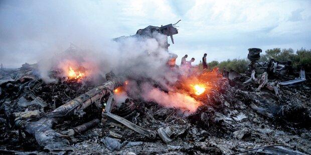 Flug MH17: Matznetter wittert Verschwörung.