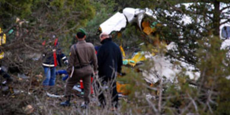Pilotenfehler führte zu Absturz in der Türkei