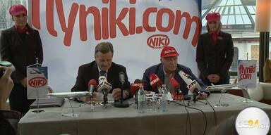 Was halten die Kunden vom Fly Niki Verkauf