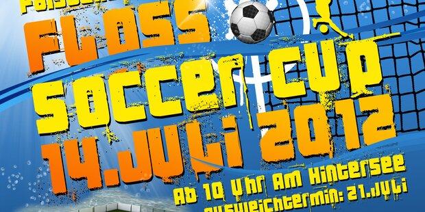 VERSCHOBEN: Floss Soccer Cup am Hintersee