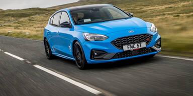 Ford bringt den Focus ST Edition