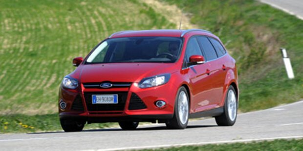 Der neue Ford Focus Traveller im Test