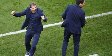 Foda glaubt an Sensation gegen Italien