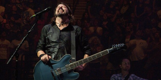 Foo Fighters arbeiten an neuer Platte