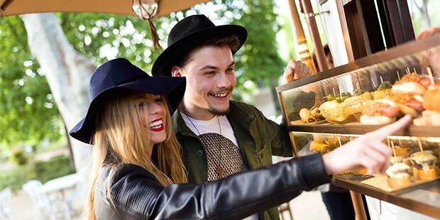 Food Festival lockt ins Wiener Museumsquartier