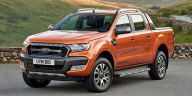 """Das kostet der """"neue"""" Ford Ranger"""