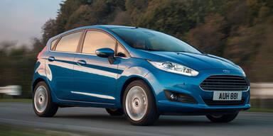 Ford bringt zahlreiche Sondermodelle
