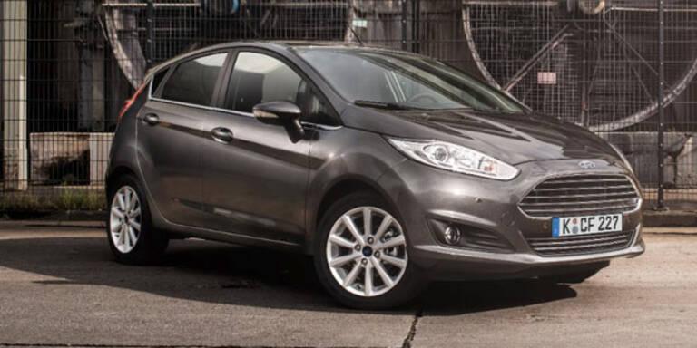 Ford verpasst dem Fiesta ein Update
