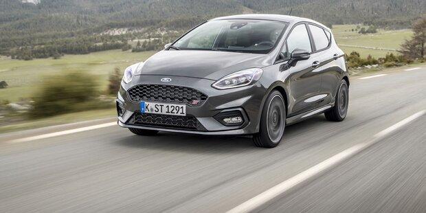 Neuer Fiesta 2018 >> Neuer Ford Fiesta ST (2018) startet - alle Preise und Infos vom Sportmodell
