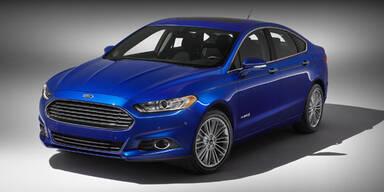 So sieht der neue Ford Mondeo aus