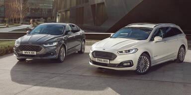 Ford verpasst dem Mondeo ein Facelift