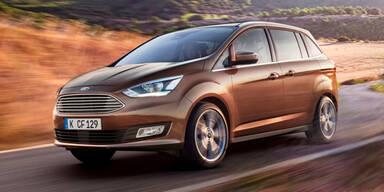 """Ford zeigt """"neuen"""" (Grand) C-Max"""