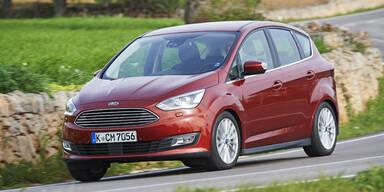 """Der """"neue"""" Ford C-Max im Test"""