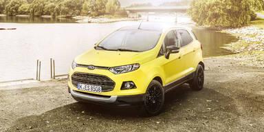 """""""Neuer"""" Ford EcoSport im Test"""