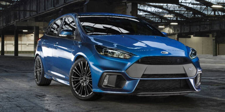 Ford bringt den neuen Focus RS