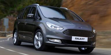 Das ist der neue Ford Galaxy