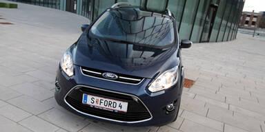 Der neue Ford Grand C-Max im Test