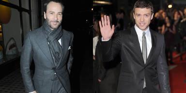 Tom Ford designt Timberlake-Album
