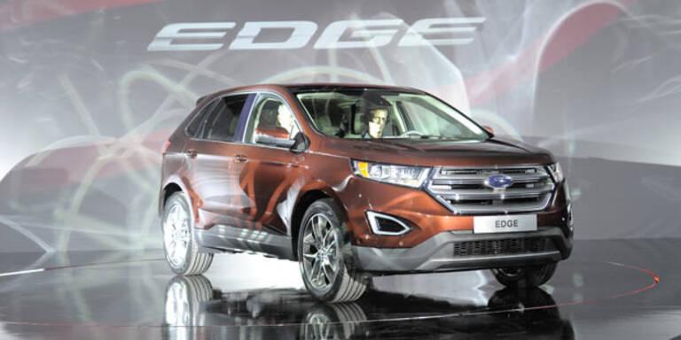Ford startet große SUV-Offensive