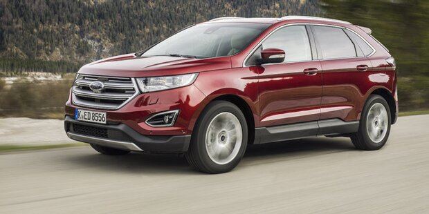 Ford Edge 2.0 TDCi Bi-Turbo im Test