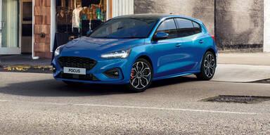 Ford rüstet den Focus ordentlich auf