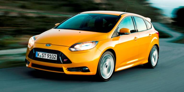 Der neue Ford Focus ST im Test