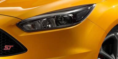Ford zeigt den neuen Focus ST