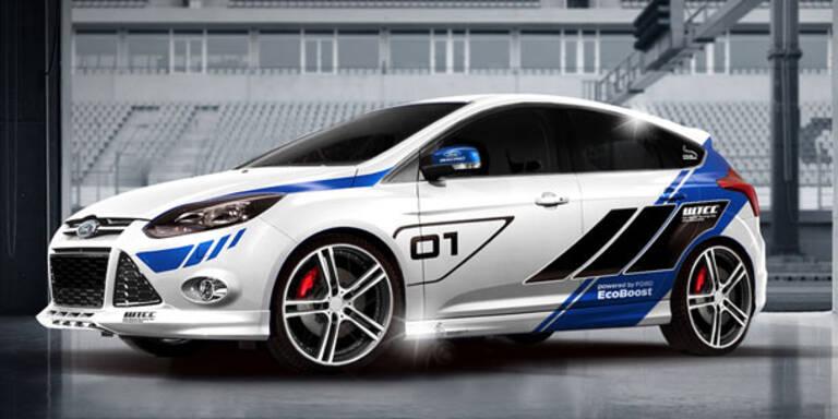"""Ford bringt den Focus """"WTCC Edition"""""""
