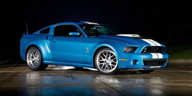 Ford zeigt den Shelby Mustang GT500 Cobra
