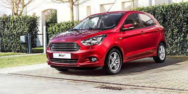 Ford schickt völlig neuen KA+ ins Rennen