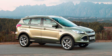 Startschuss für den neuen Ford Kuga