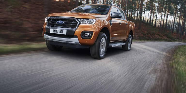 Ford greift mit Ranger-Facelift und Raptor an