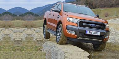 """Der """"neue"""" Ford Ranger im Test"""