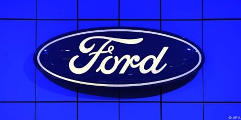 Ford übernahm die Pole-Position