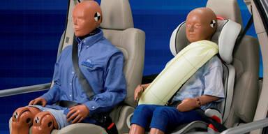 Neuer Ford Mondeo kommt mit Gurt-Airbag