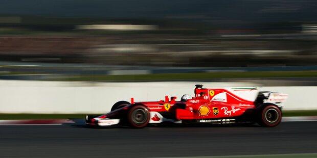 Formel 1 wird Mega-Spektakel