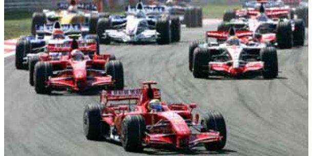 Top-Quote für Formel-1-Finale