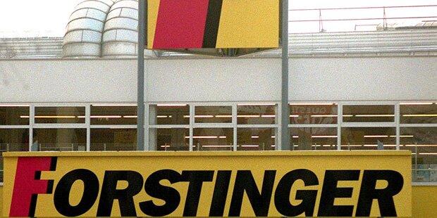 Forstinger: Erste Filialen schließen