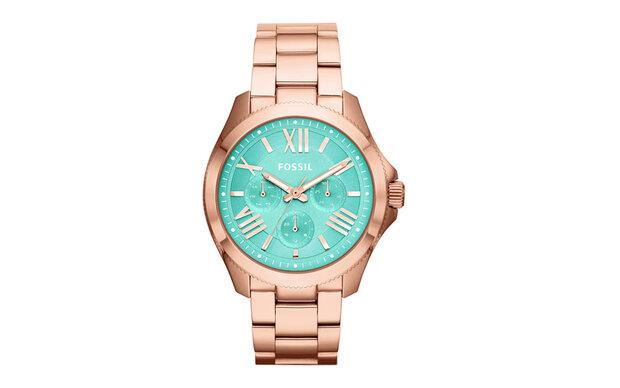 Fossil-Uhr für nur 70 Euro