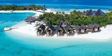 Die perfekte Idylle für einen paradiesischen Urlaub im Indischen Ozean